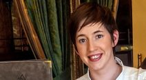 Tea Party Chef Margaret Roche - Headchef at Hugos Restaurant Dublin