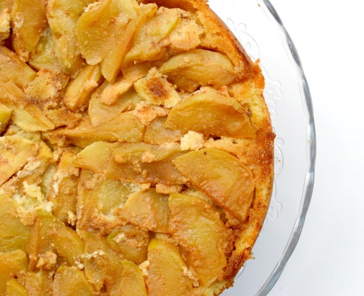 apple cake recipe.