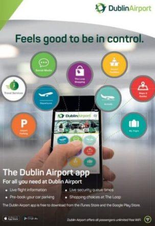 dublin airport app