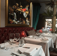 The Ultimate Thursday Treat: 3 Course Dinner for Two People at Marco Pierre White Courtyard Bar & Grill for €60.00