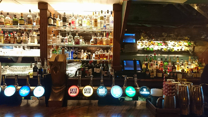 A Creative Bar Serving Some of Dublin's Coolest Cocktails - Bow Lane Bar Review