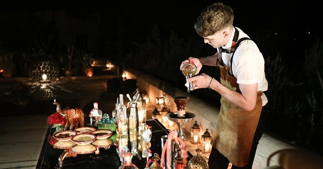 A 23 Year Old Bartender from Cork Among the World's Top 10 at the Opihr World Final in Morocco