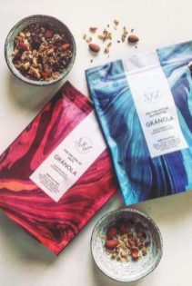 For the Love of Granola Product Bags