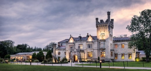 Lough Eske Castle Nothern Lights