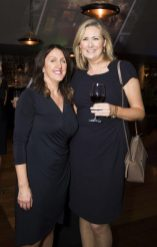 Pictured are Trish Kearns and Glenda McMenamin at a special event celebrating 5 years at Marco Pierre White Courtyard Bar & Grill in Donnybrook. Picture Conor McCabe Photography.