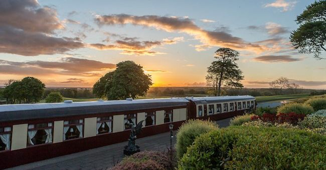 Orient Express at Pullman Glenlo Abbey