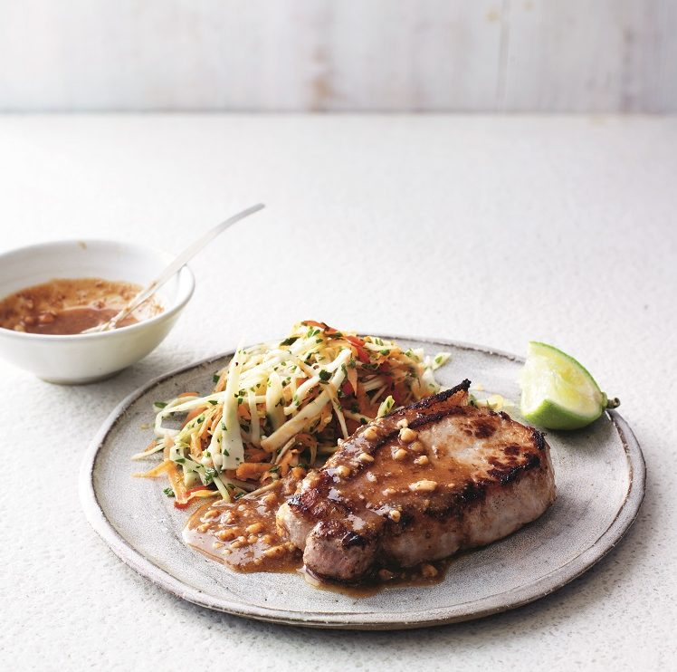 Pork Satay Recipe Max Lowery 2