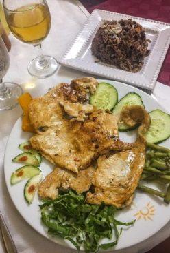 Santa Clara chicken and rice