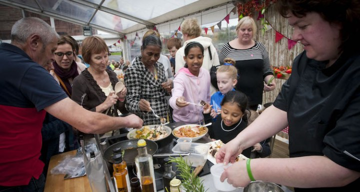 Derry Celebrates Local Talents At The Slow Food Festival