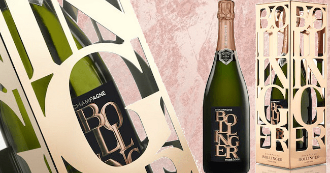 Bollinger Rosé 2006 Champagne to Be Available Exclusively from the Brown Thomas Marvel Room