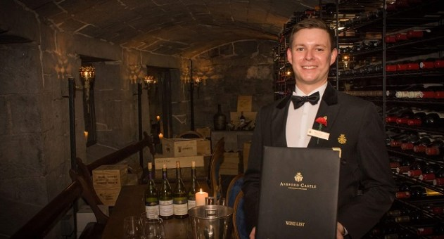 A day in my Life as a Sommelier in Ashford Castle