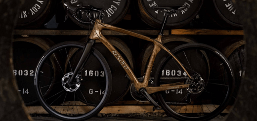 Cycle Against the Grain with this Beautiful Bike Made from Whisky Barrels | Glenmorangie Original whisky bicycle