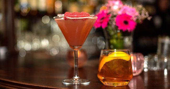 Blakes Corner Bar Cork BCA Charity Event Cocktails