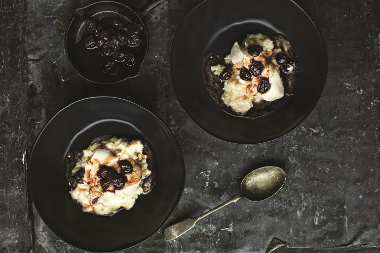 Coconut Rice Pudding Recipe 1