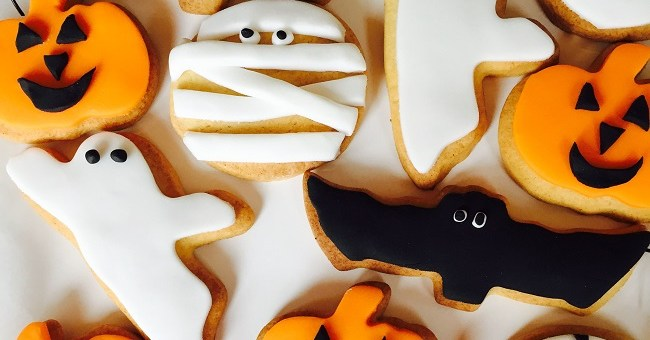 Siúcra Halloween cookies recipe