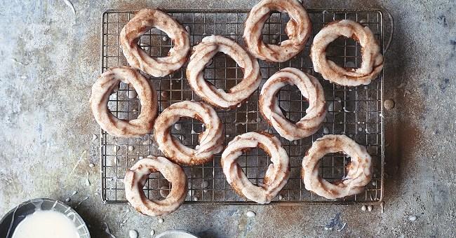 Crullers Recipe