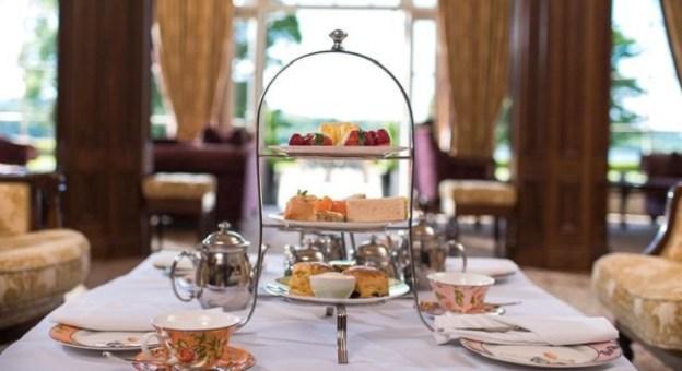Lough Erne Afternoon Tea