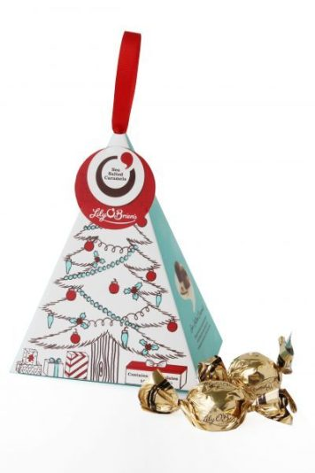 SALTED CARAMEL CHRISTMAS TREE €5.00