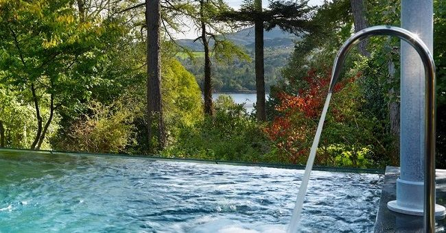 Win an overnight at park hotel kenmare with a s mas spa - Kenmare hotels with swimming pools ...