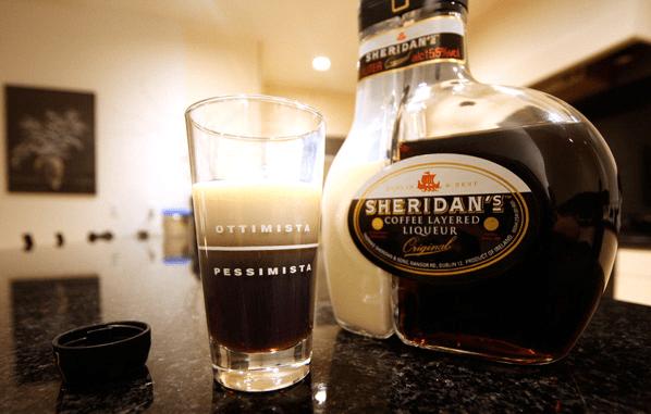 sheridan's cream liqueur