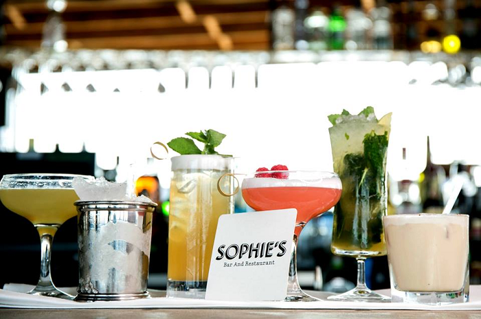 sophies late bar