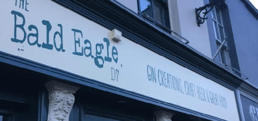 New Craft Beer and Gin Bar The Bald Eagle Has Just Landed in Phibsborough | The Bald Eagle Dublin