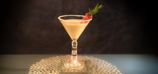 Latte Martini Recipe by Siúcra & Catherine Fulvio