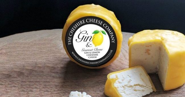 Cheese and Gin