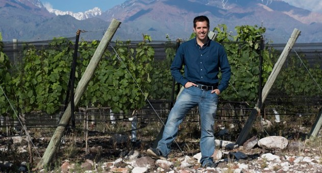 """​In Mendoza, I Learned the Value of Working Hard"" - José Lovaglio Balbo from Vaglio Wines"