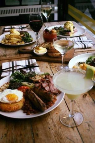 the butcher grill brunch 1