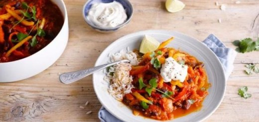 ALpro Veggie Chilli recipe
