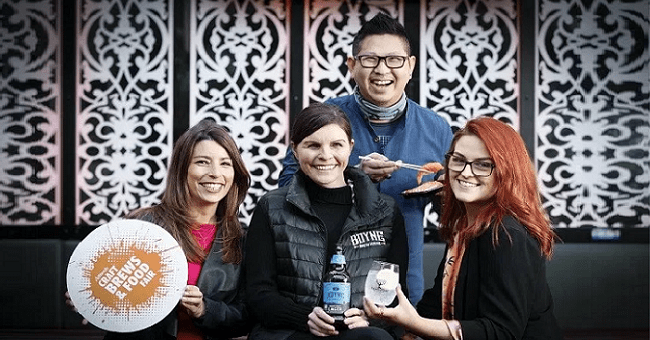 Alltech Craft Brews & Food Fair Praised for its Inclusive Approach