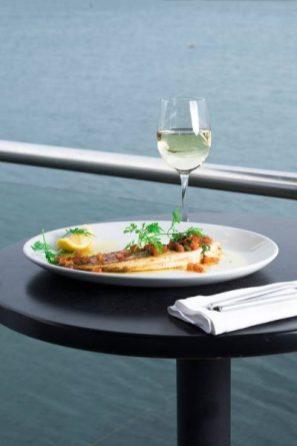 Aqua Restaurant Howth Menu