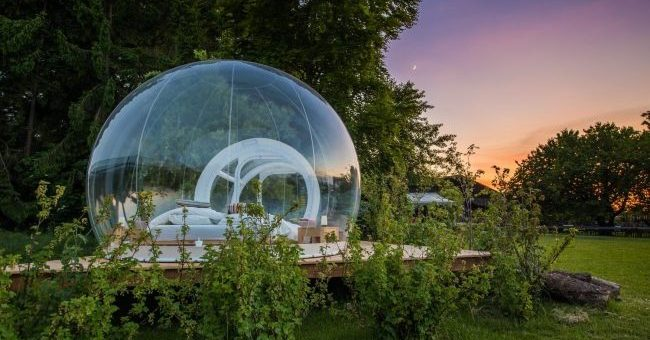 Bubble Hotels