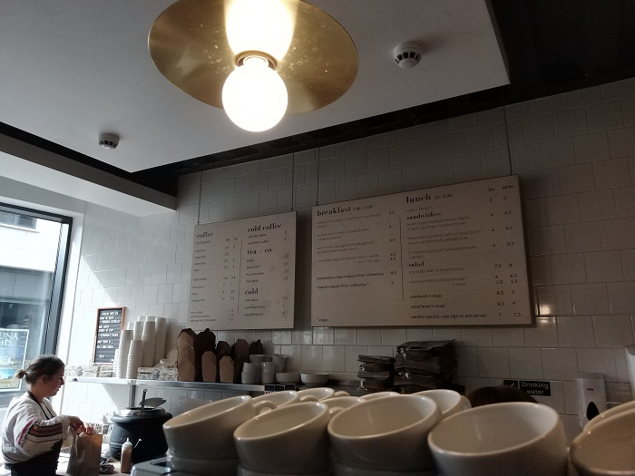 This Minimalist Cafe in City Centre Is Lunch Break Perfection - Laine, My Love Cafe Review