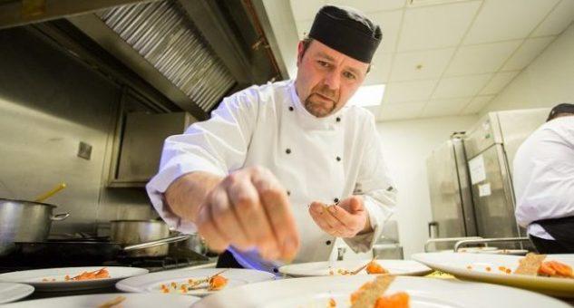 Executive Chef Tom Flavin