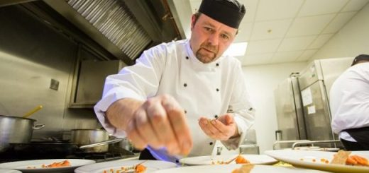 Executive Chef Tom Flavin