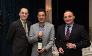 Lough Erne Resort Hosted a Fabulous Wine Dinner with the Iconic Californian Ridge Winery (Social Gallery)