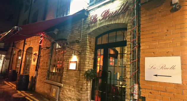 This Charming French Bar is a Dream Soirée for Wine Lovers - La Ruelle Wine Bar Review