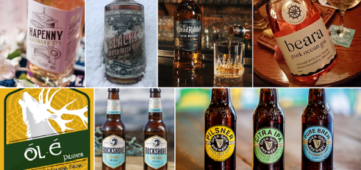 Seven Newly Launched Irish Drinks you Should Try Now