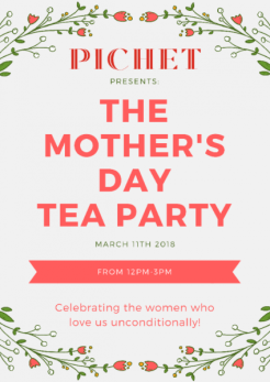 pichet mothers day