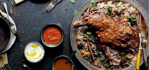 Lamb Shoulder recipe