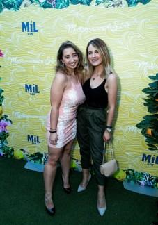 Nirina Plunkett and Lorna Duffy