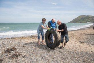 Barefoot Beach Clean Up 5