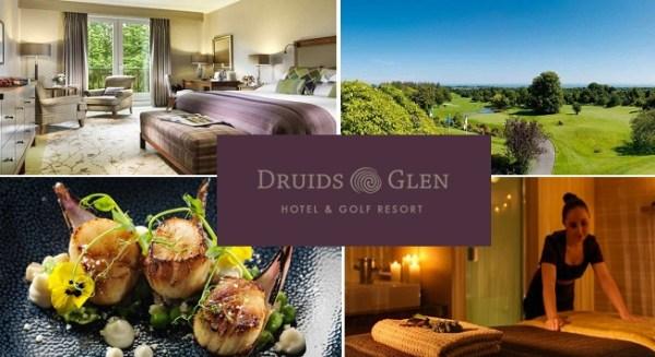 Druids Glen 2 Night Stay