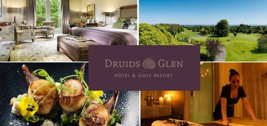 Druids Glen 2 Night Stay