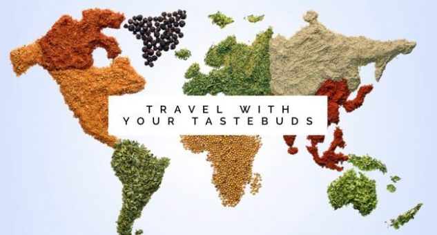 Travel With Your Tastebuds