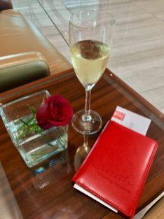 Emirates Lounge Dubai