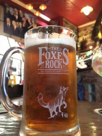 foxes rock beer