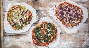 Pizza Three Ways